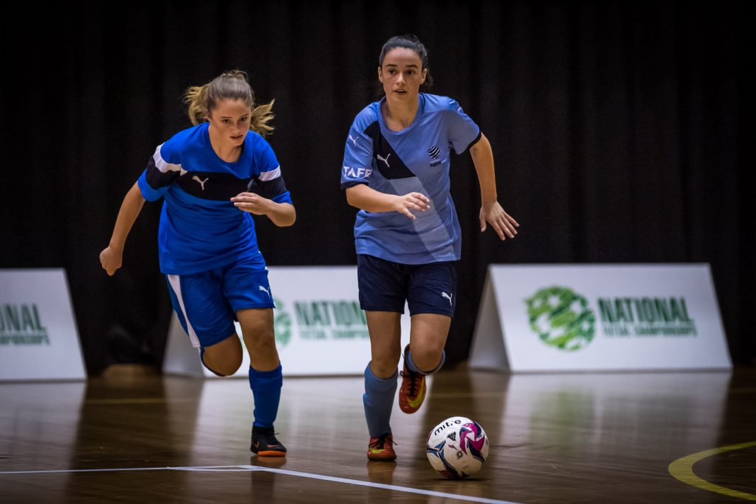 Football, futsal, and family: an interview with Darcey Malone