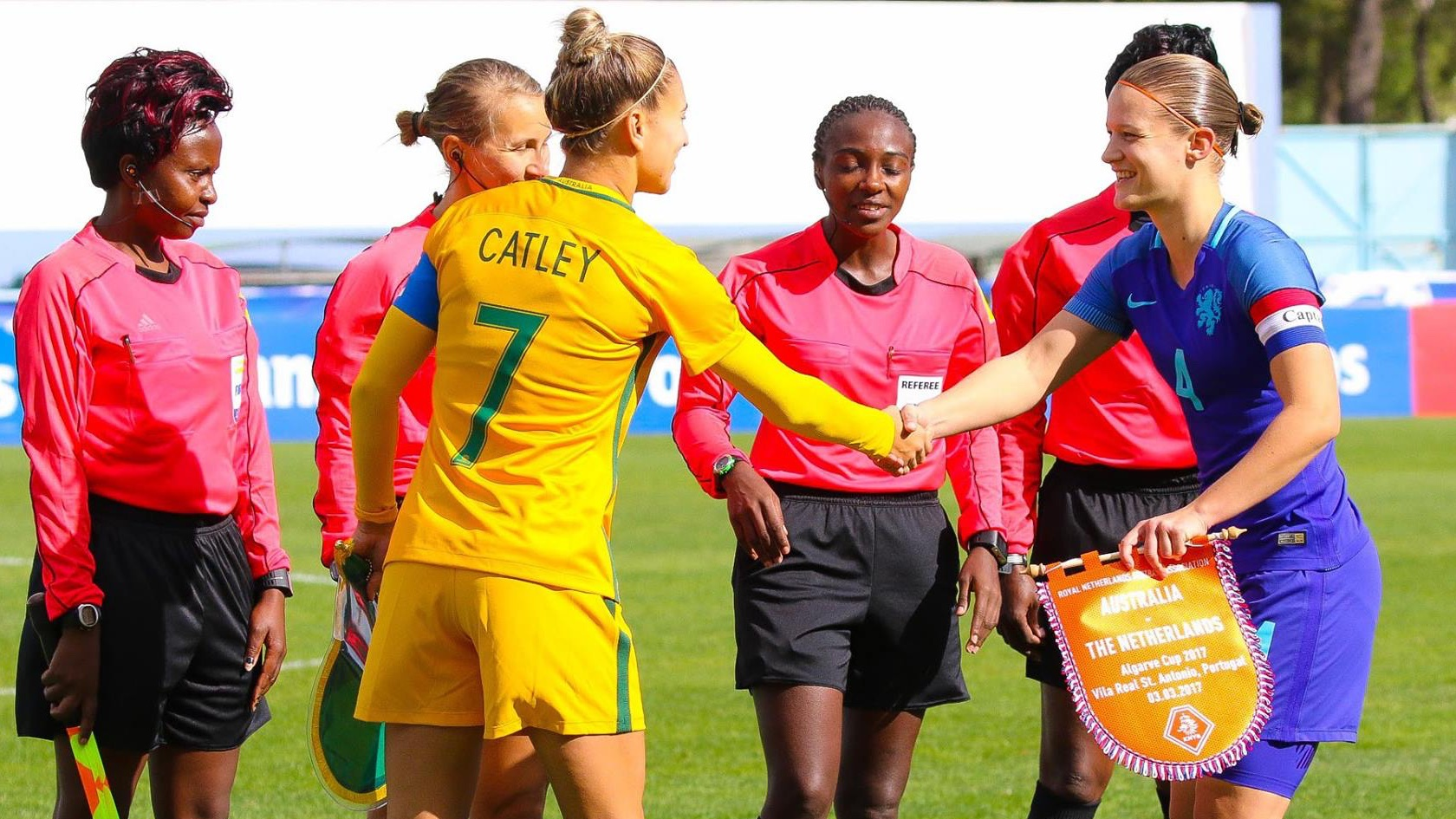 Matildas to take on Netherlands in World Cup warm up