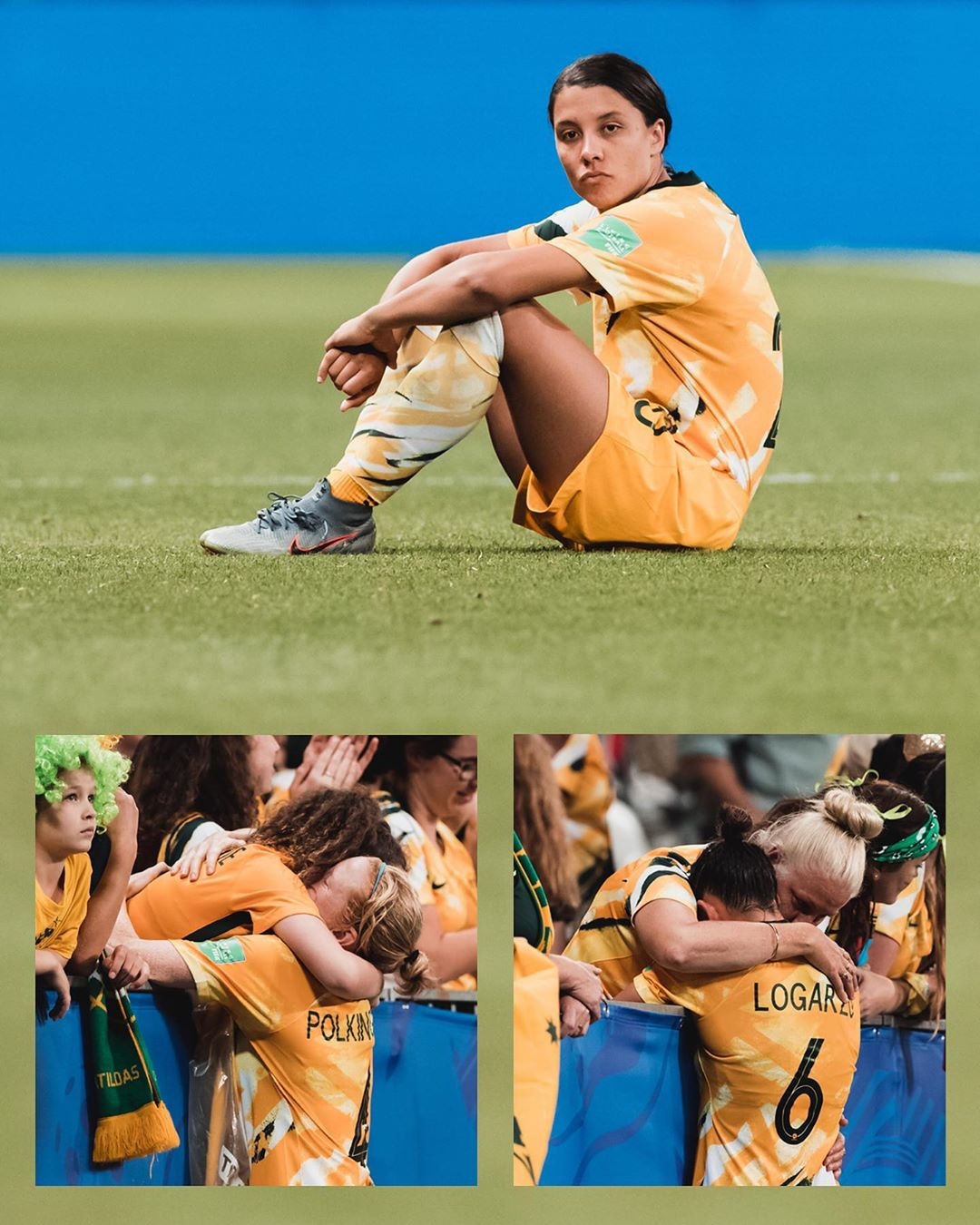 The Matildas exit from the 2019 FIFA WWC - By The White Line