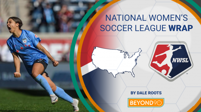 NWSL Wrap - Round 20 | Beyond 90