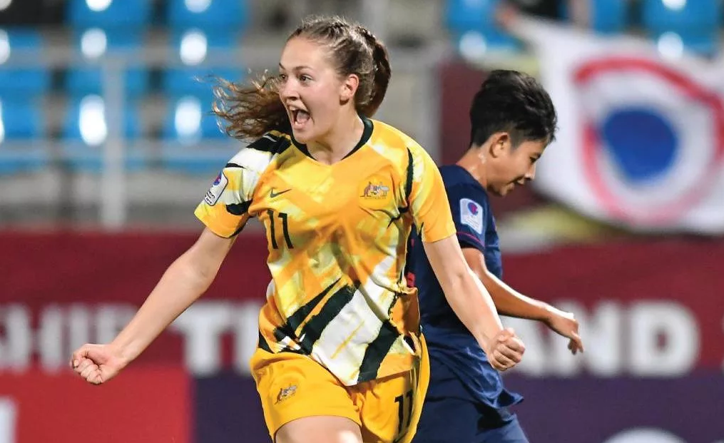 AFC U-16 Women's Championship: Junior Matildas v Thailand Match Report | Beyond 90