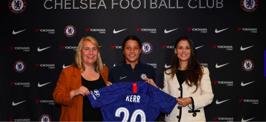 Sam Kerr's Future at Chelsea