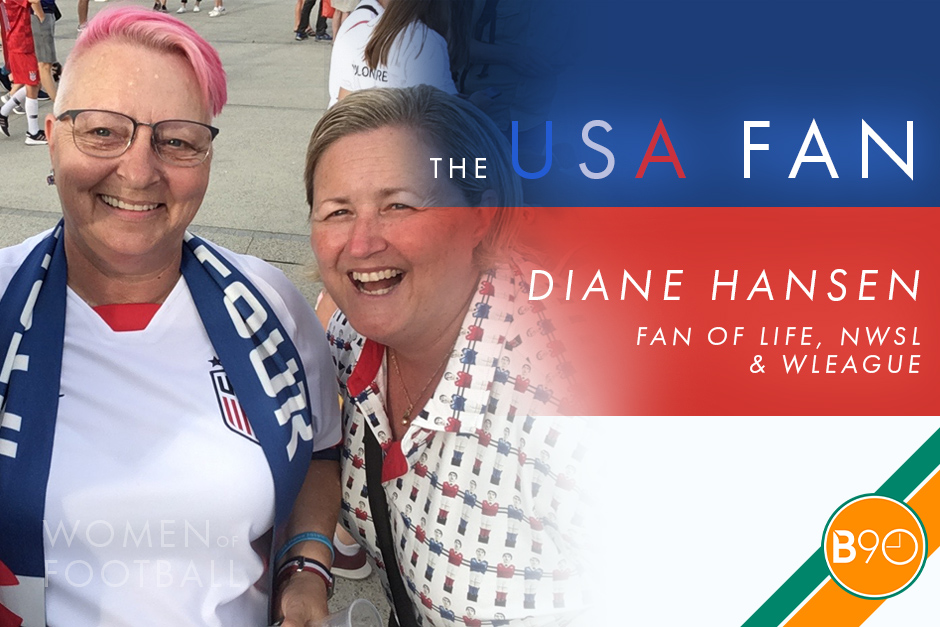 Women of Football Q and A: The USA Fan   Beyond 90
