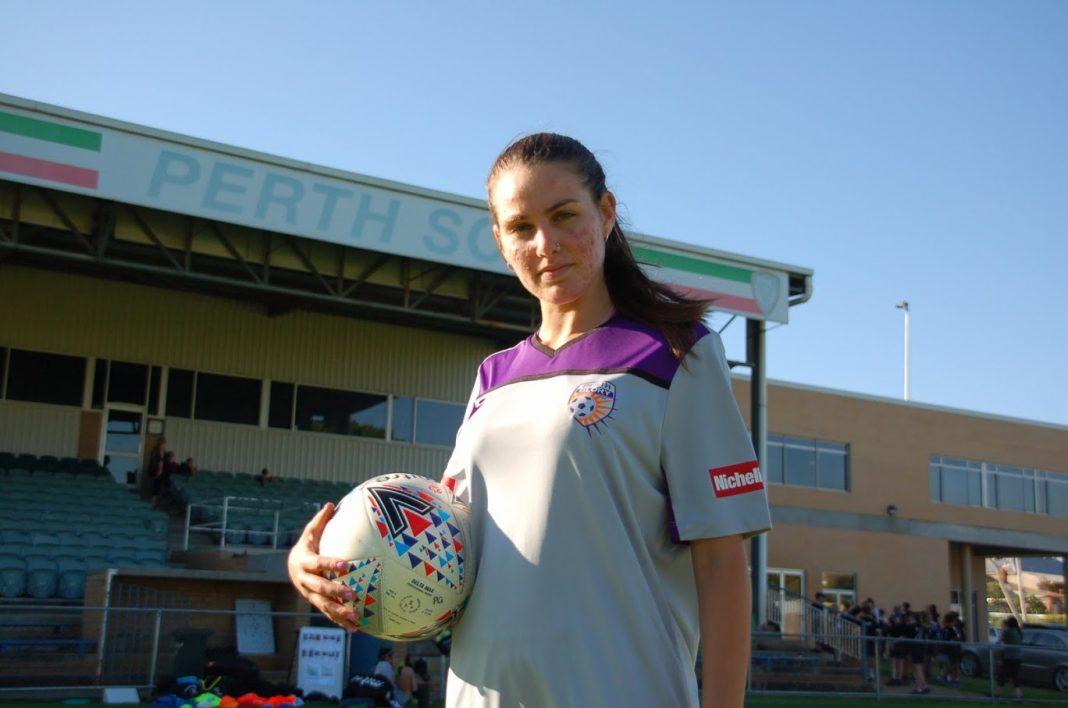 Julia Sardo Perth Glory
