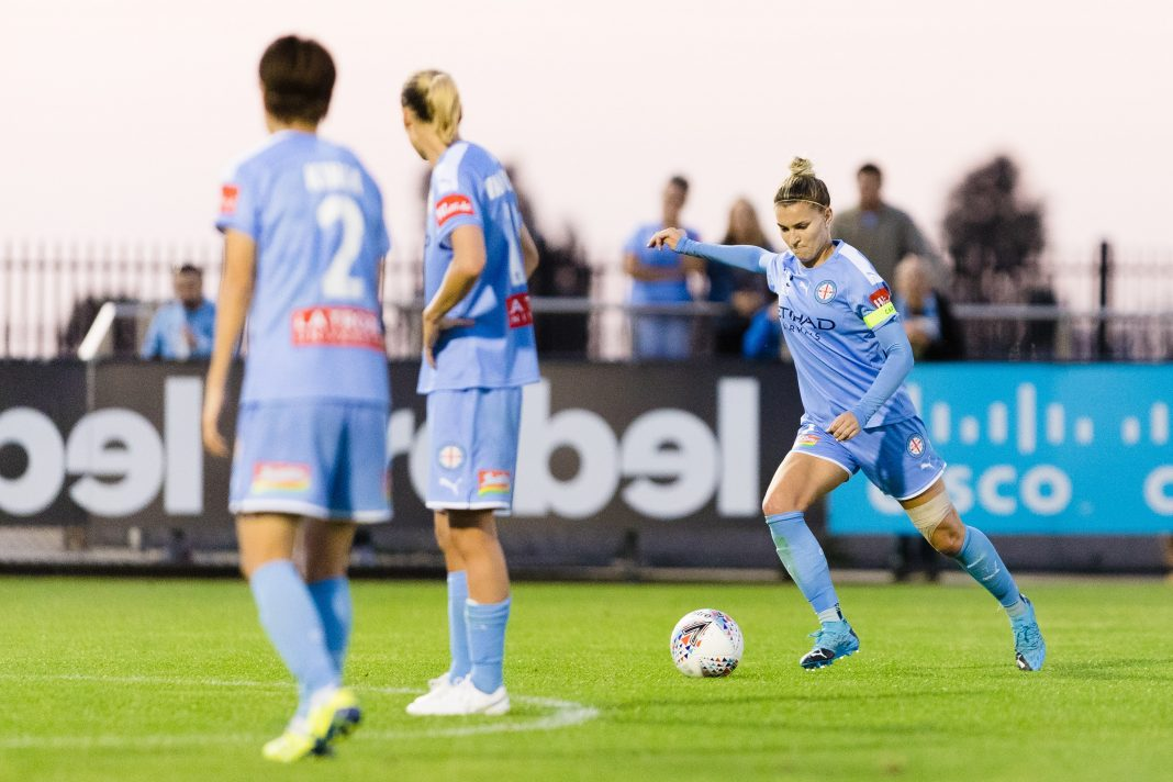 Melbourne City chasing normality