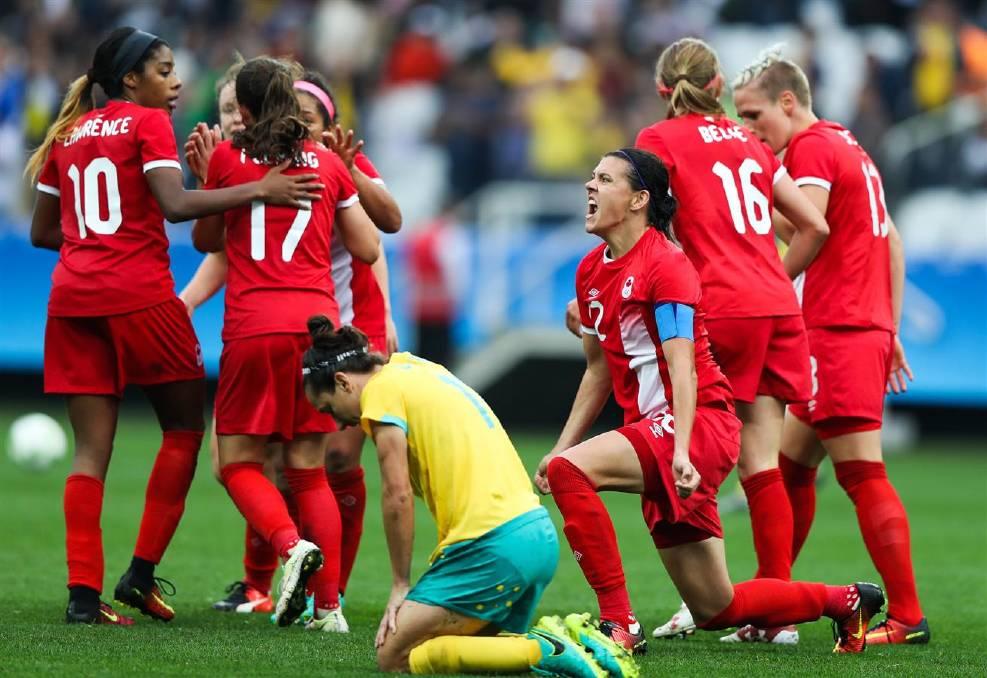 Matildas set to play Canada in April