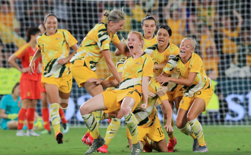 Analysis: Matildas Saved by the Chaos Against China | Beyond 90
