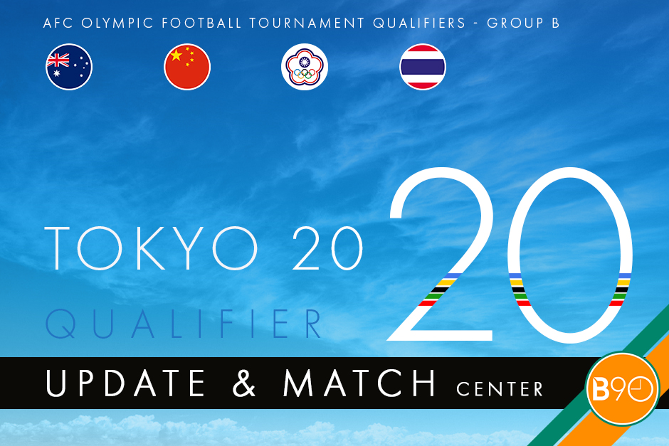 Olympic Qualifier | Update & Match Center