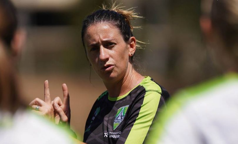 Heather Garriock's Canberra United tenure to end