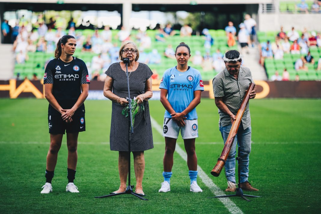 Lydia Williams encourages outreach to Australia's indigenous people