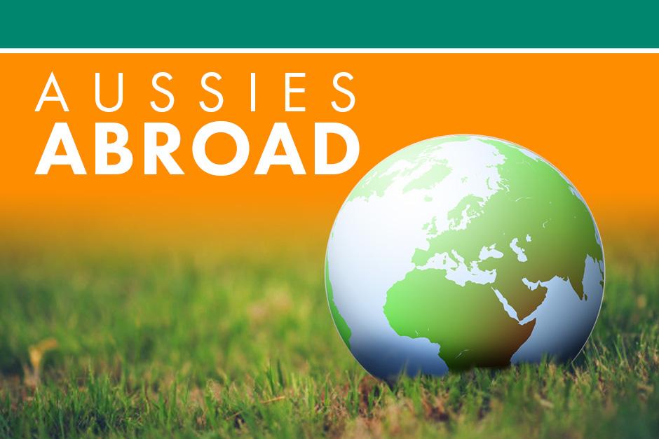 List: Aussies Abroad