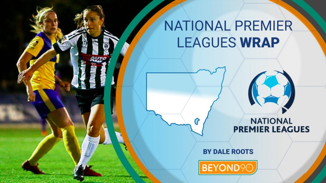 NSW NPL Women's Wrap - Round 1