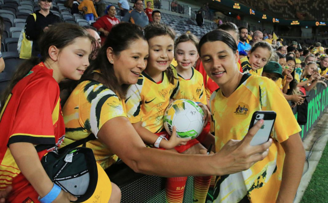 The Sam Kerr Effect