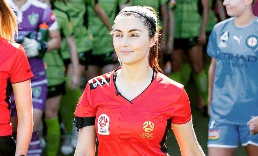 Referee Spotlight: Delfina Dimoski
